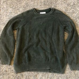 Urban outfitters stretch neck sweater
